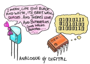 Analogue v digital