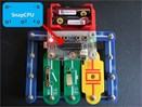 SnapAXE - using PICAXE with Snap Circuits and Brainbox